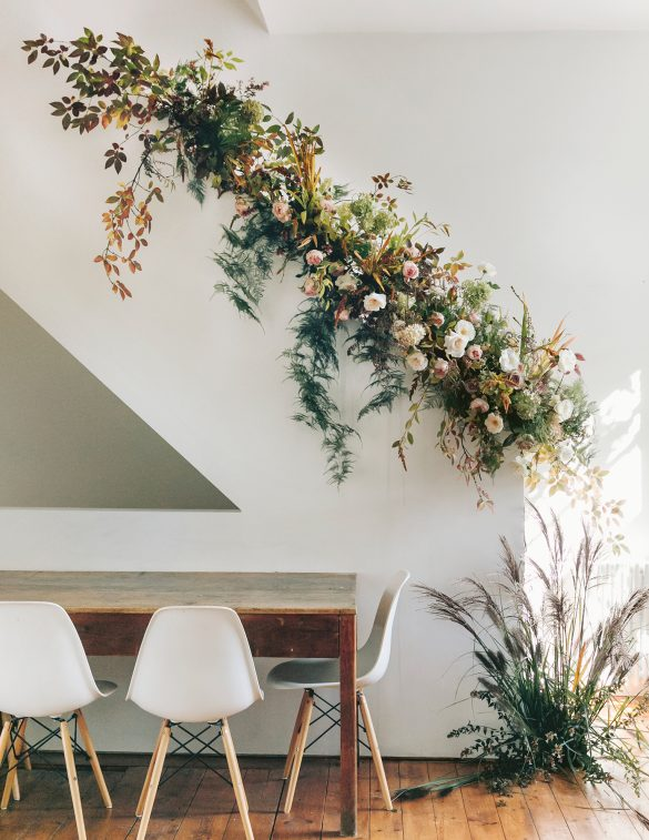 The Flower Fix - Beautiful Heirloom Home