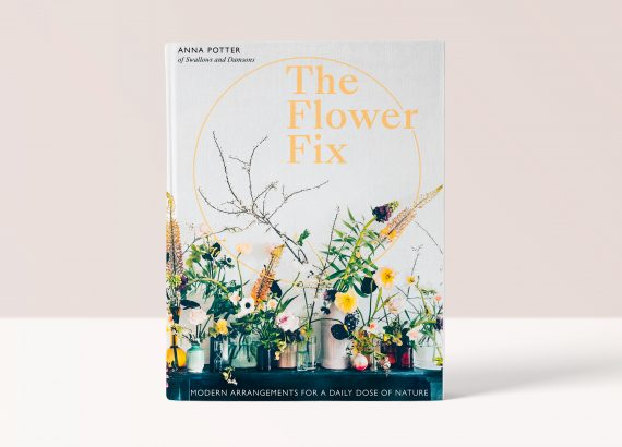 The Flower Fix – Anna Potter - Beautiful Heirloom Home