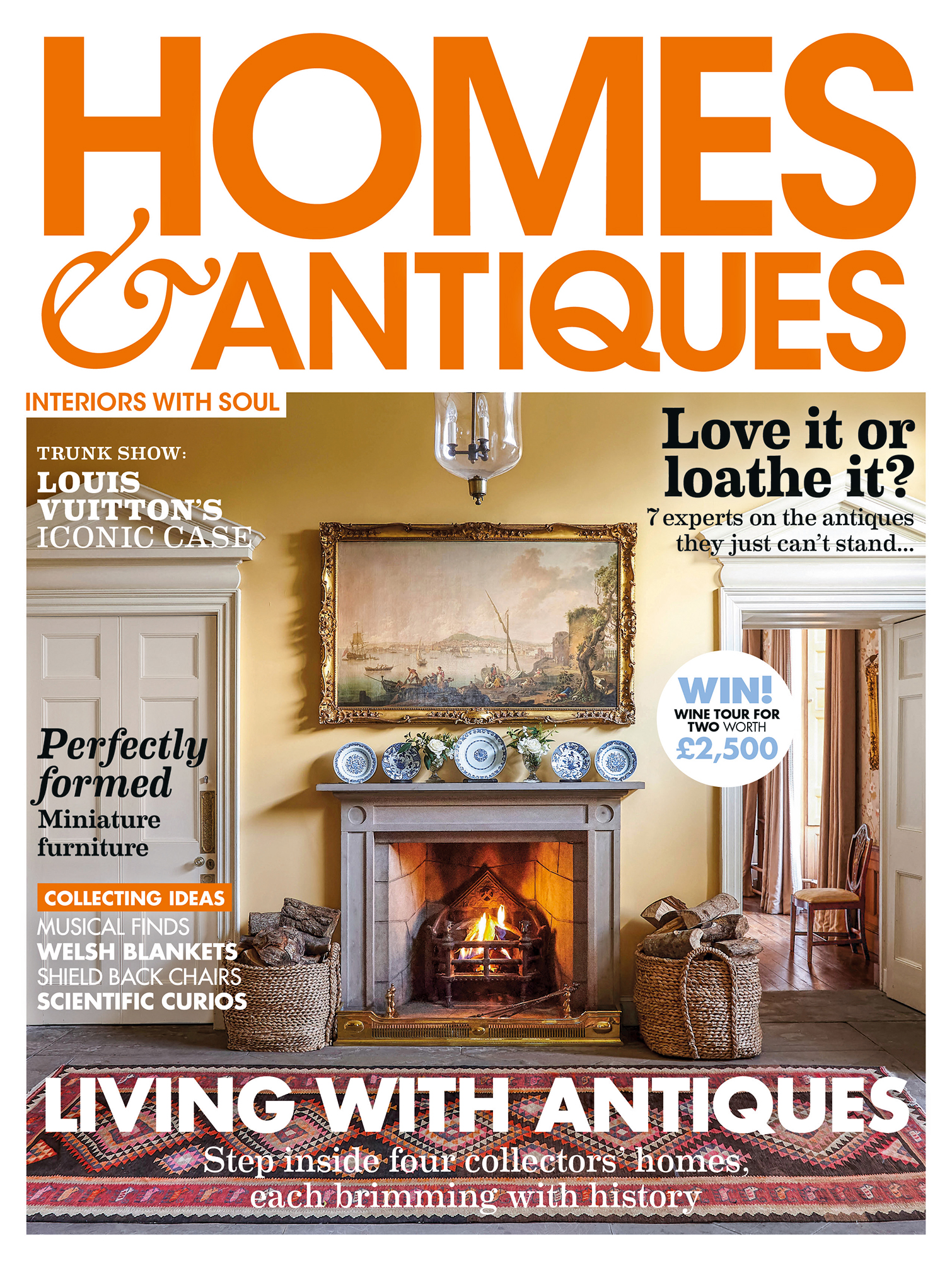 Homes & Antiques - Beautiful Heirloom Home