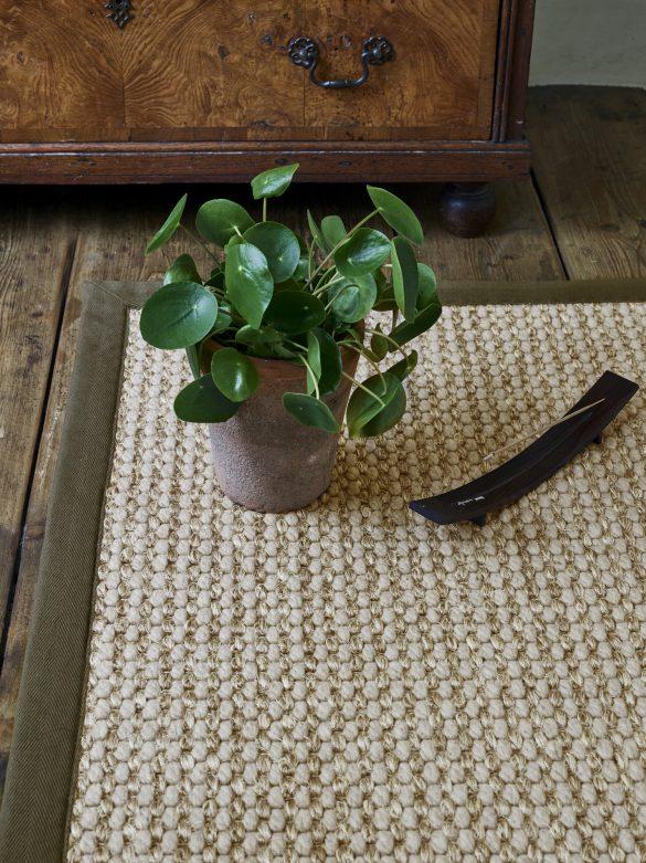 Natural Rug Company - Masai Soft Grey Rug