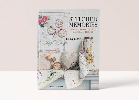 Stitched Memories - Beautiful Heirloom Home