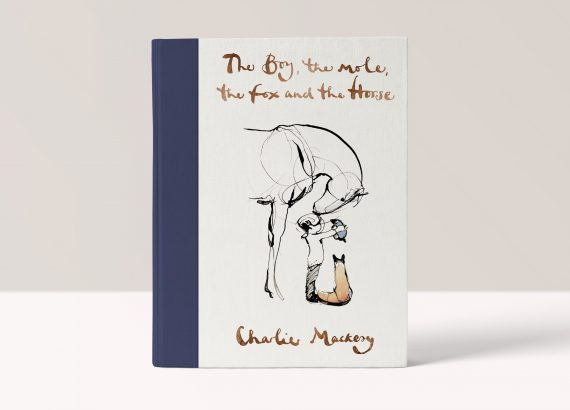 The Boy, The Mole, The Fox and the Horse - Charlie Mackesy - Beautiful Heirloom Home