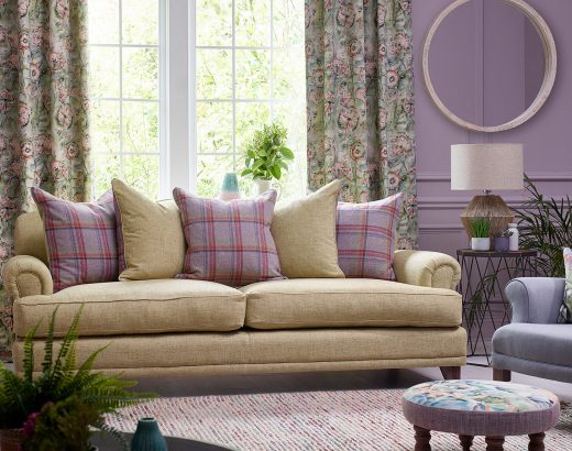 Just Fabrics - Beautiful Heirloom Home