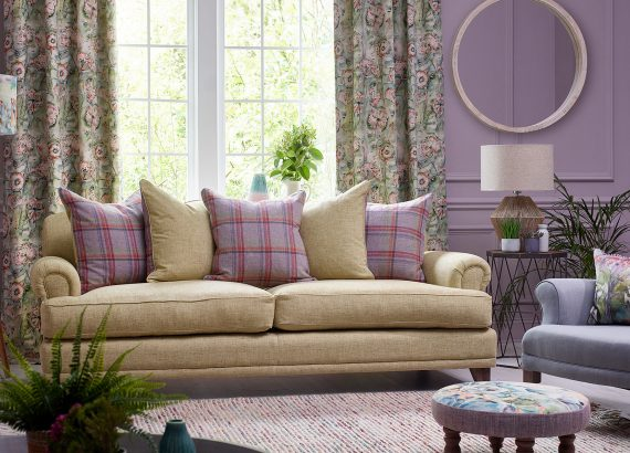 Just Fabrics - Beautiful Heirloom Home