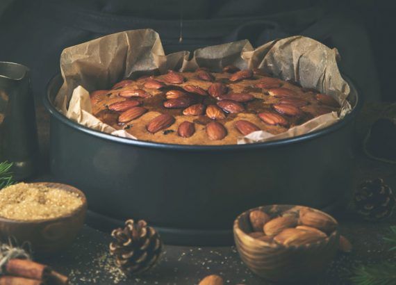 Delicious Christmas Cake Recipe - Beautiful Heirloom Home