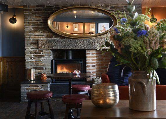 Fireside Dining Round Up (The Mariners) - Beautiful Heirloom Home