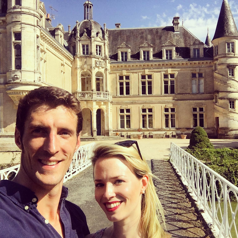 Erin & JB Chateau de Bourneau - Beautiful Heirloom Home