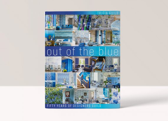 Out of the Blue - Tricia Guild and Amanda Back