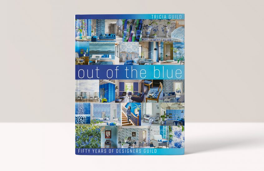 Out of the Blue – Tricia Guild and Amanda Back