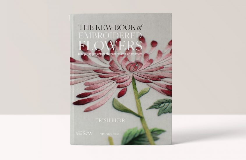 The Kew Book of Embroidered Flowers – Trish Burr