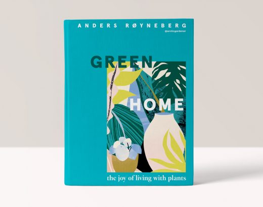 Green Home - The Joy of Living with Plants - Anders Røyneberg