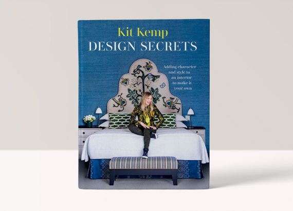 DESIGN SECRETS ADDING CHARACTER AND STYLE TO AN INTERIOR TO MAKE IT YOUR OWN - KIT KEMP