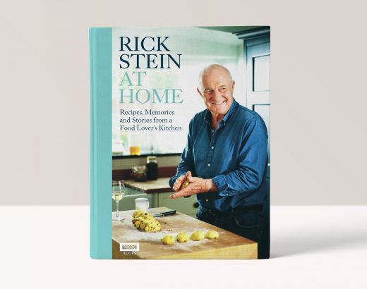 RICK STEIN AT HOME: RECIPES, MEMORIES AND STORIES FROM A FOOD LOVER'S KITCHEN - RICK STEIN